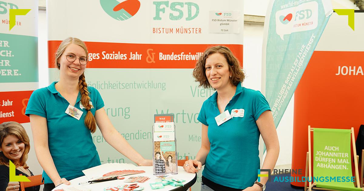 Ausbildungsmesse, Karriere, Jobs, gute Arbeitgeber, Rheine