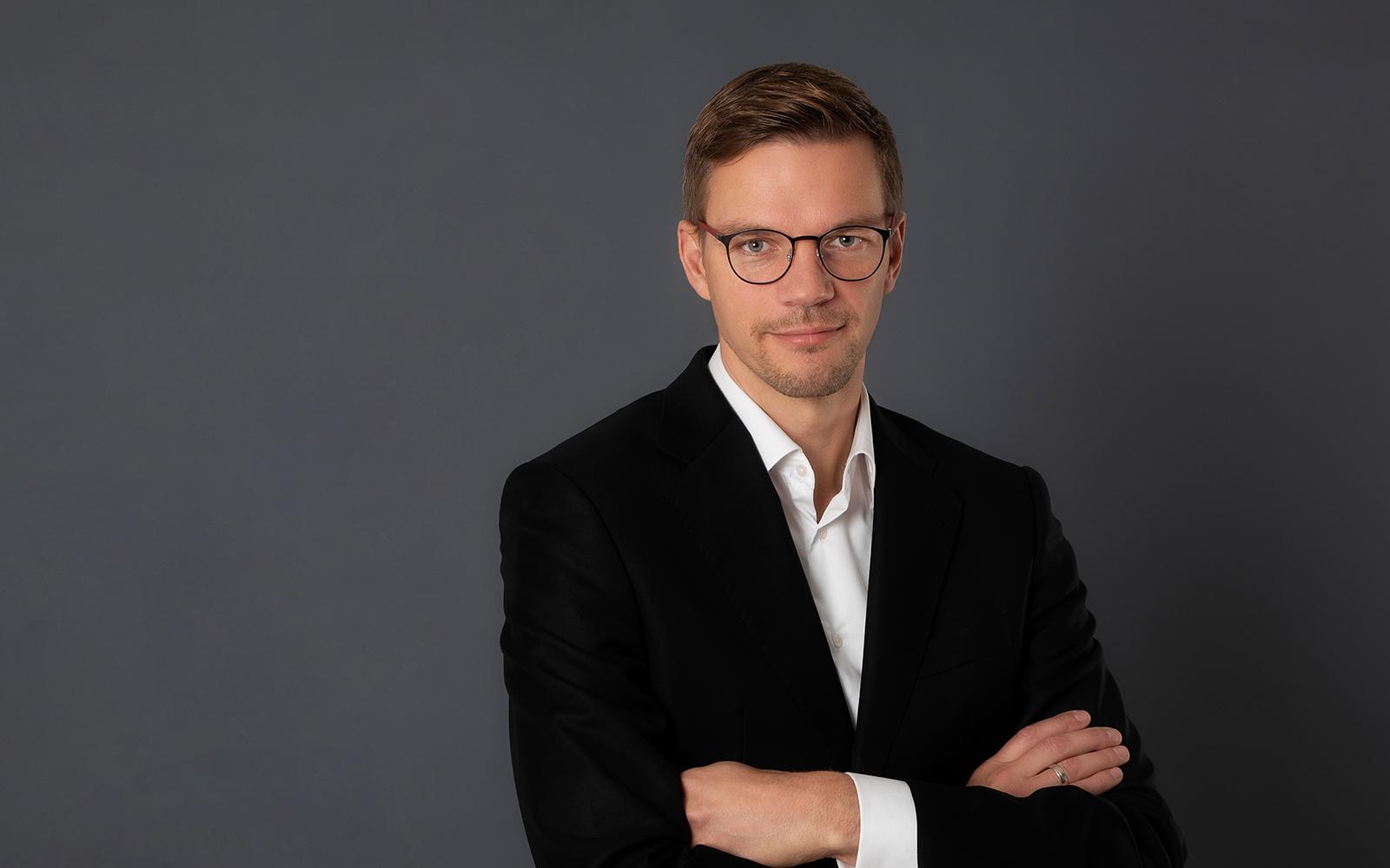 Geschäftsführer der EWG Ingo Niehaus
