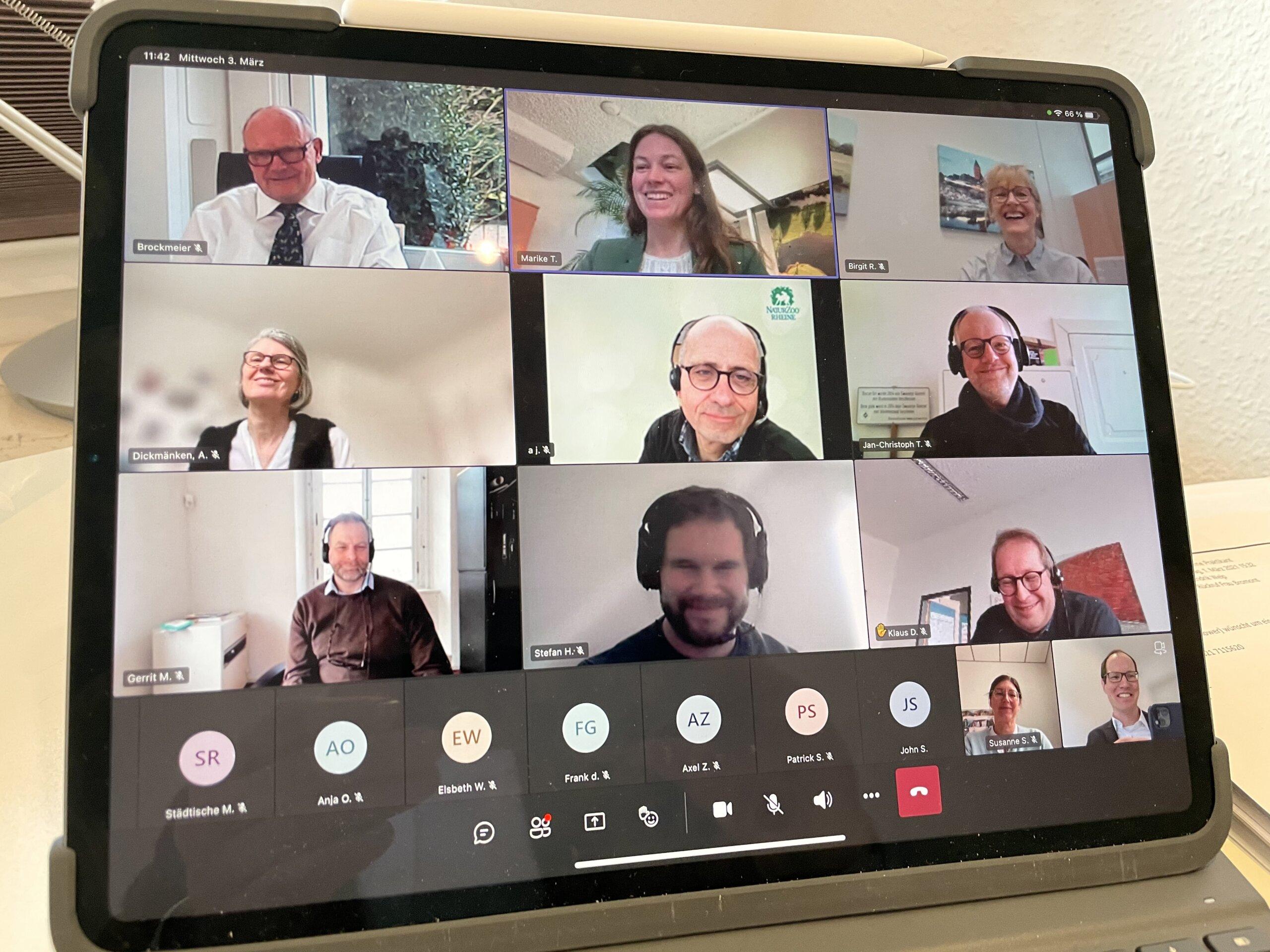 Digitaler Austausch beim RheineMarketing Forum am 3. März 2021